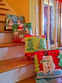 Christmas 3D Super  Combo-christmas, gift, pillow, children, holiday