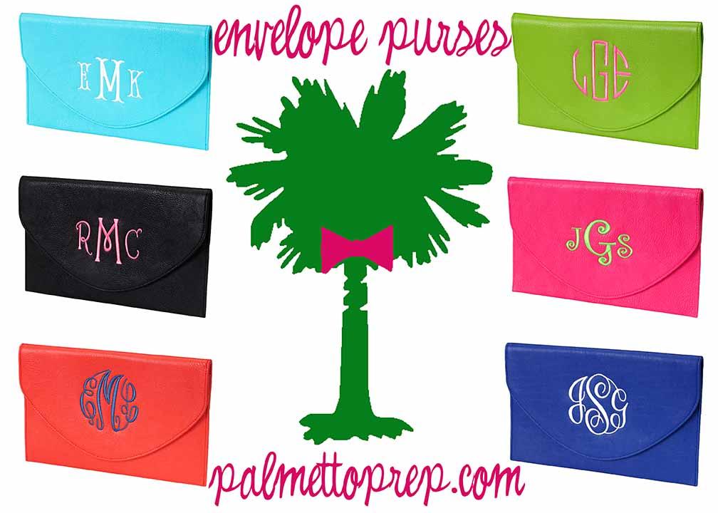 Envelope Purses-