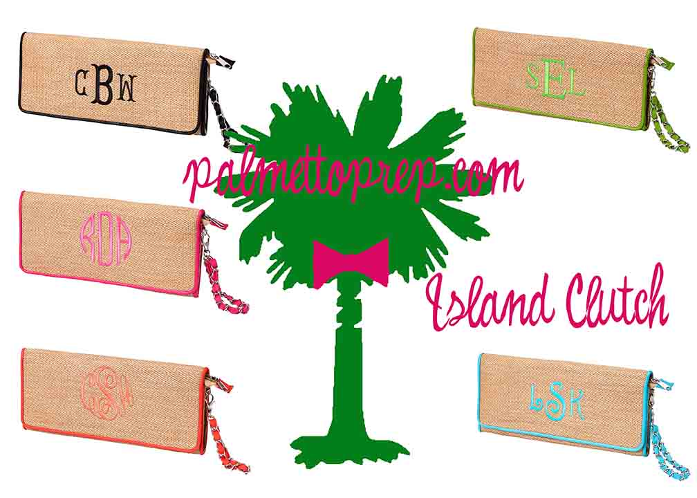Island Clutches-