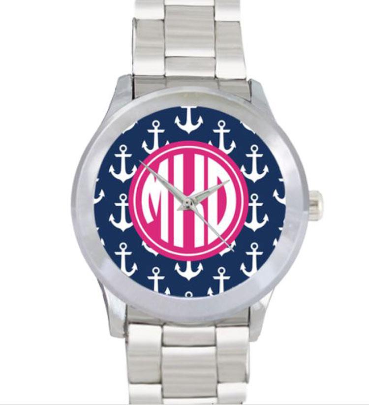 Citizen Monogrammed Watch-