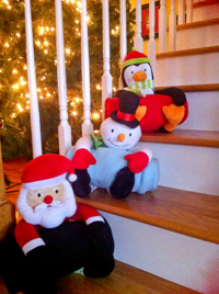 Christmas Huggies-