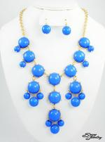 Bubble Necklace Set -Small-bubble necklace, jewelry, popular