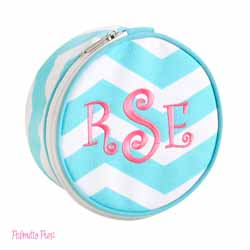 Jewelry Case-jewelry case, monogrammed, gifts, bridesmaid