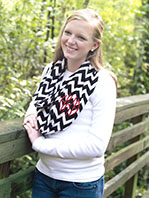Infinity Scarves-scarf, infinity scarf, monogrammed infinity scarf, personalized scarf,